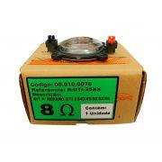 Reparo para Driver DTI 2540, 2545, 2550, 2552 e 2560 em 8 ohms | Oversound | R-DTI-25XX