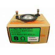 Reparo para Driver DTI 4626 e 4630 em 8 ohms | Oversound | R-DTI-46XX