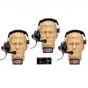 Sistema de comunicação com 3 pontos MGA Pro Audio SI30