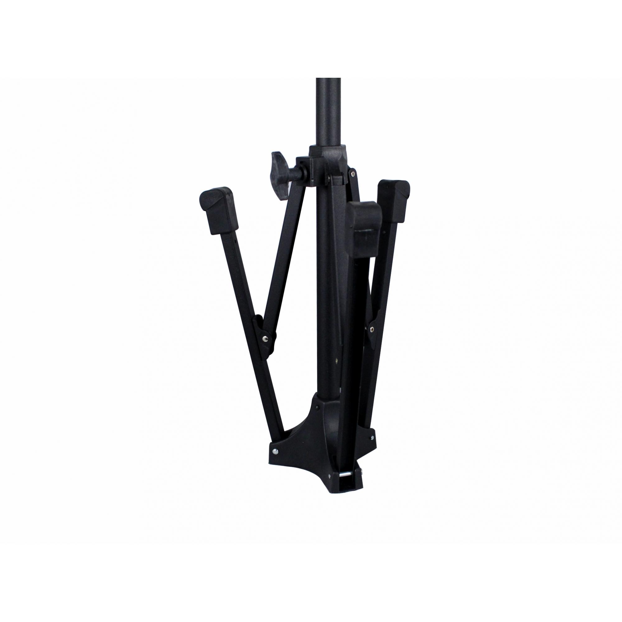 2 Pedestais Girafa Telescópio Para Microfone Rmv PSU0090