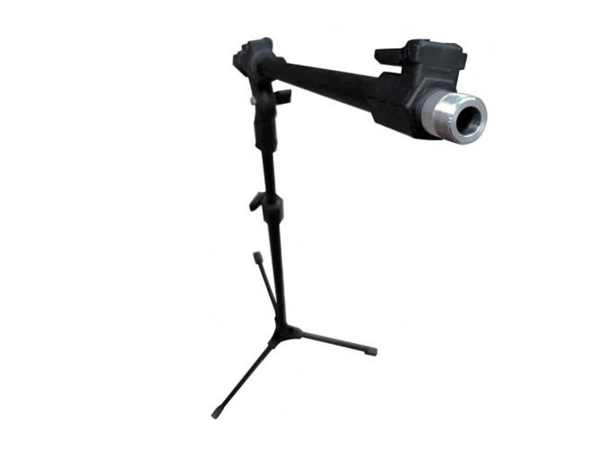 3 Pedestais Girafa Telescópio para Microfone RMV PSU0135