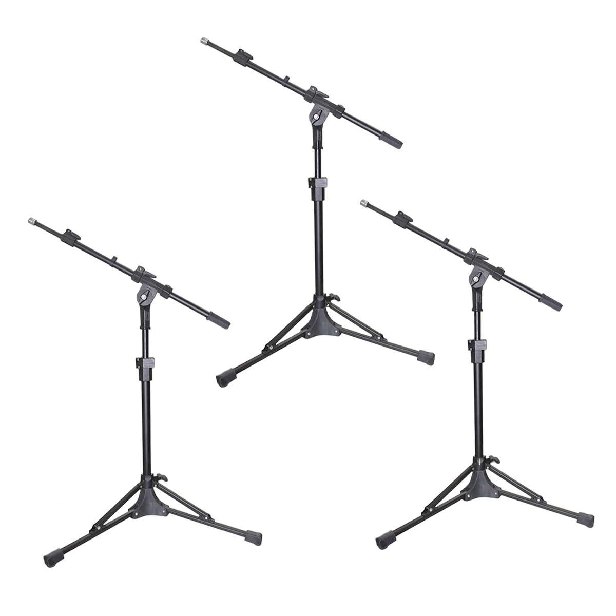 3 Pedestal para Microfone  de Instrumento RMV PSU0151