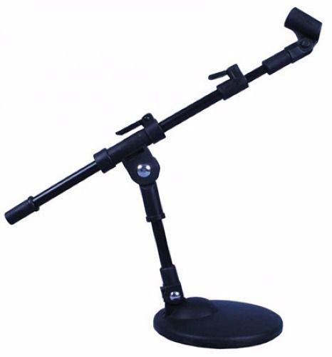Suporte Pedestal Microfone Mesa Alt Maxima 70cm Vector Sm20p