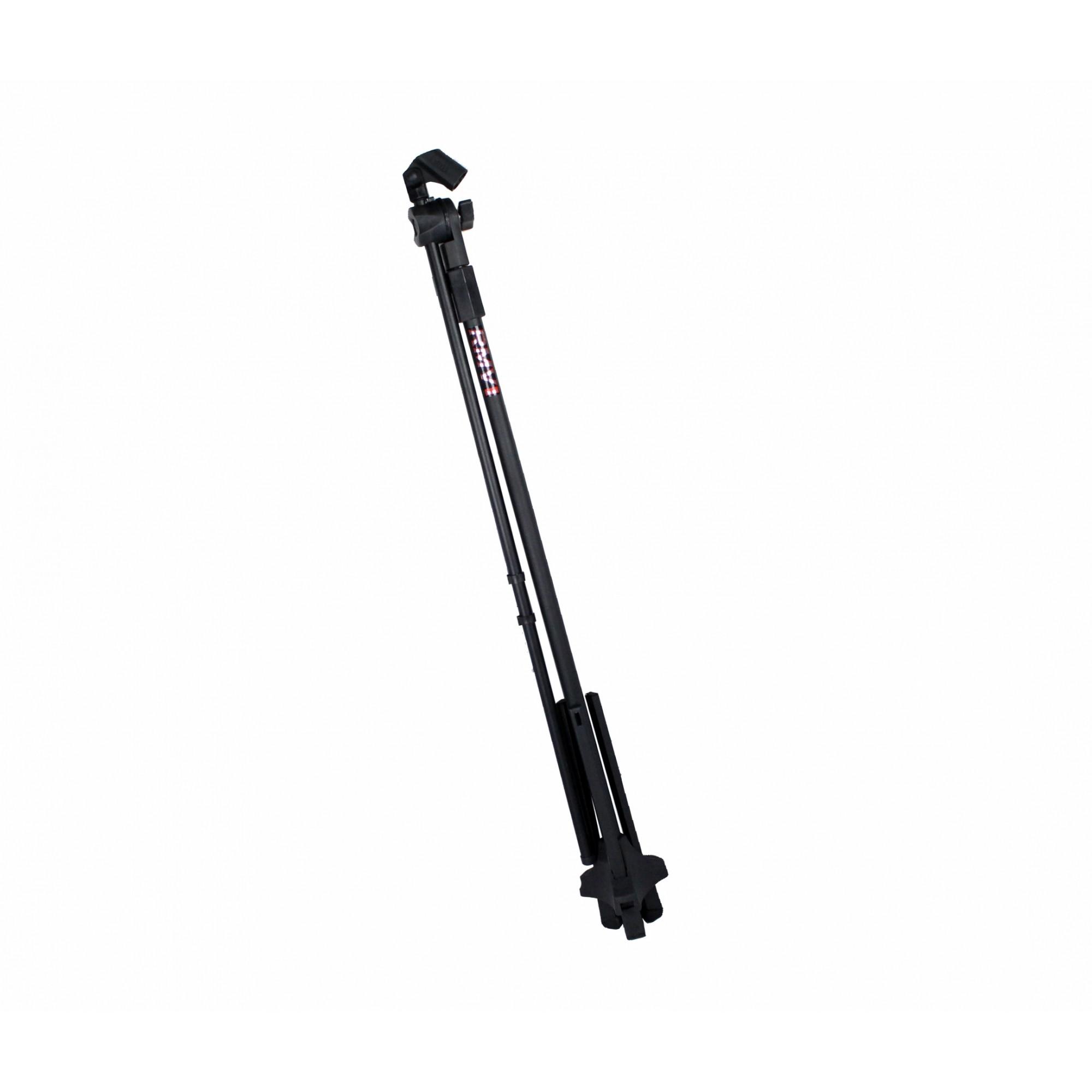 6 Pedestais 90-195cm p/ microfone + cachimbo RMV PSU0142