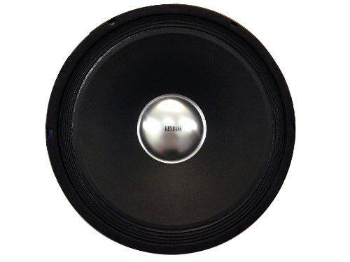 Alto Falante Woofer 15 Pol 200w Rms 8ohms Keybass K15147cb