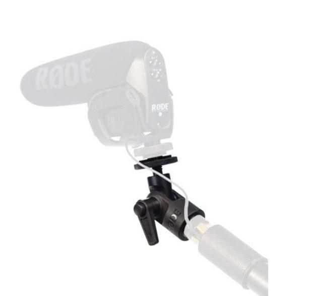 Adaptador angular rosca 5/8 para 3/8 RODE Pivot Adaptor