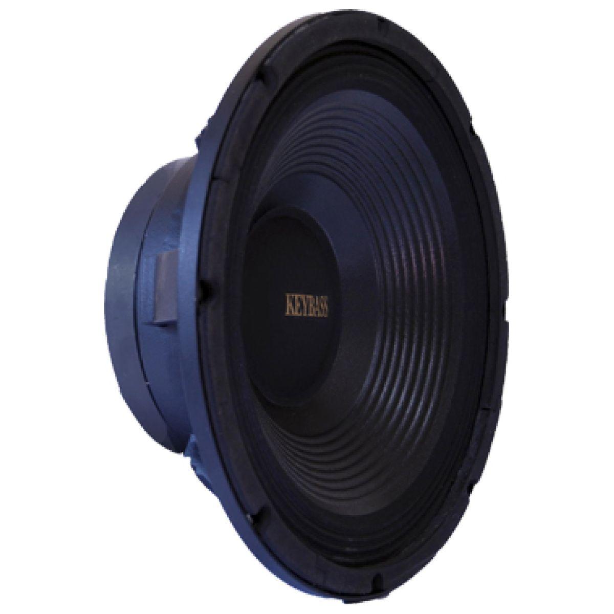 Alto Falante médio grave de 12 polegadas com 300 watts rms em 8 ohms | Keybass | KPA12169 MG