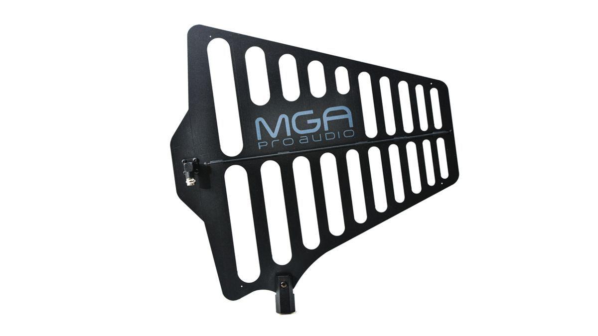 Antena direcional passiva wideband 450 - 960 Mhz com 6,5dBi | MGA Pro Áudio | A1