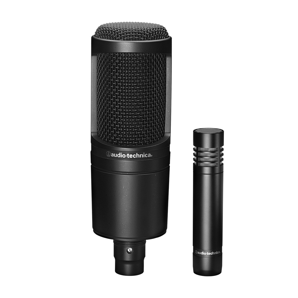 Kit Microfones AT2020 + AT2021 Audio-Technica AT2041SP