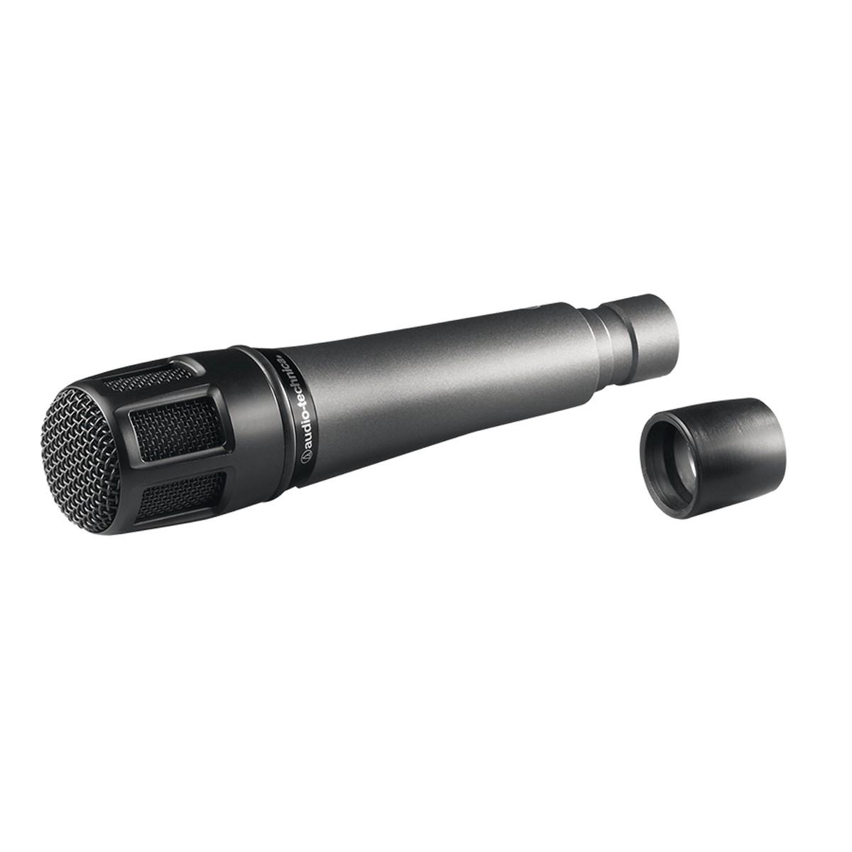 Microfone Dinâmico Hipercardioide Audio-Technica ATM650