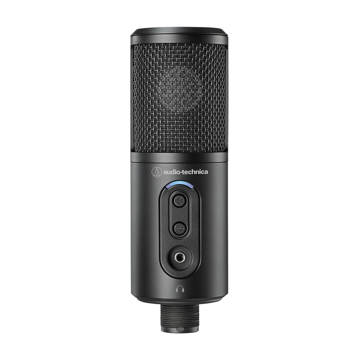 Microfone Condensador USB Audio-Technica ATR2500X-USB