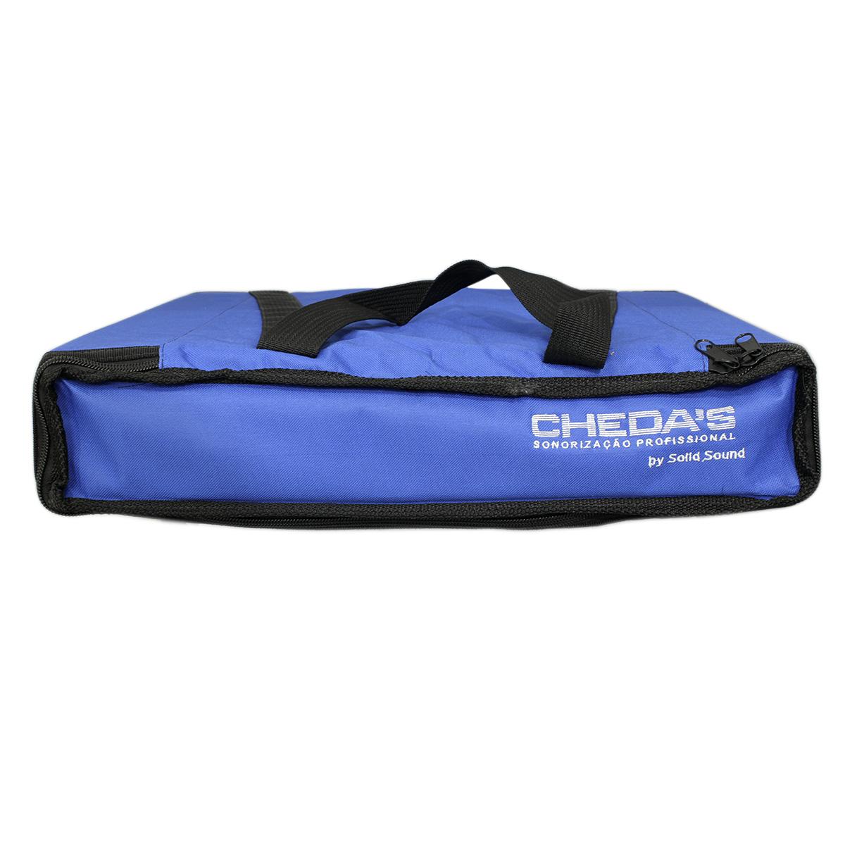 Bag 2U com fixação Frente e Verso Solid Sound BAG2UT