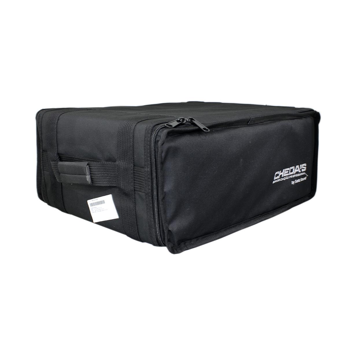Bag de 4 unidades com fixação Frontal Solid Sound BAG4U