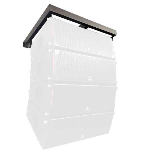 Bumper para caixas Line Array LA2.06 | Antera | LA206BP