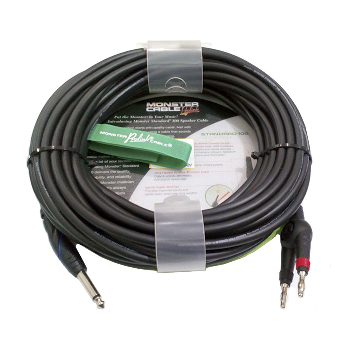 Cabo - Caixa P10 / MDP 15m Monster Cable S100-S-50MT