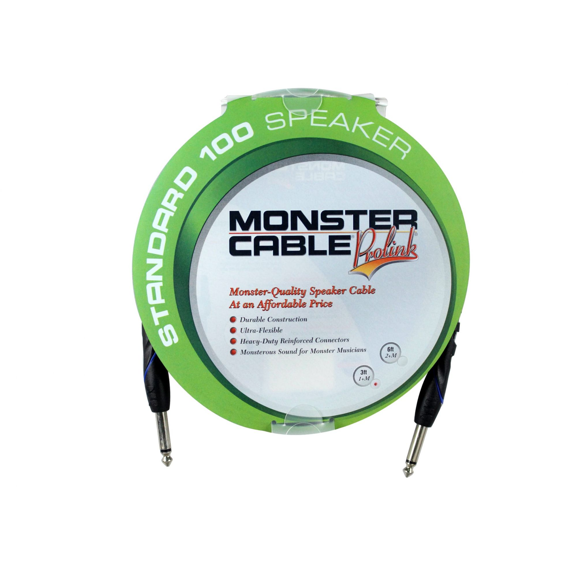 Cabo - Caixa P10 1m Monster Cable S100-S-3