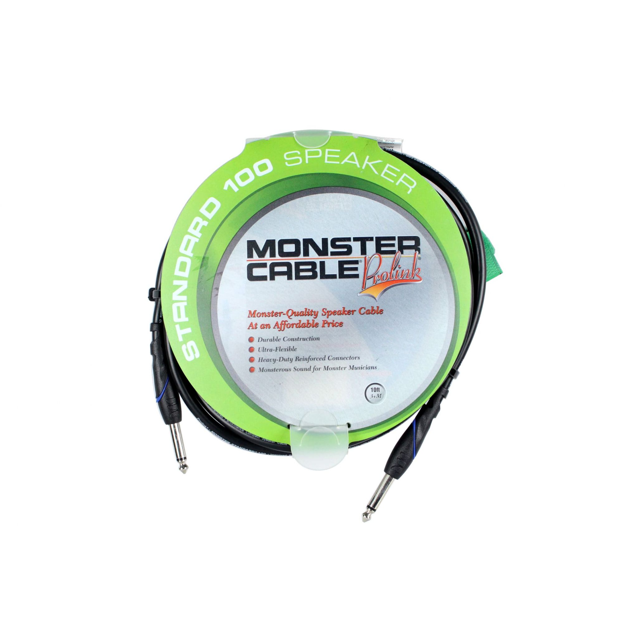 Cabo - Caixa P10 3m Monster Cable S100-S-10