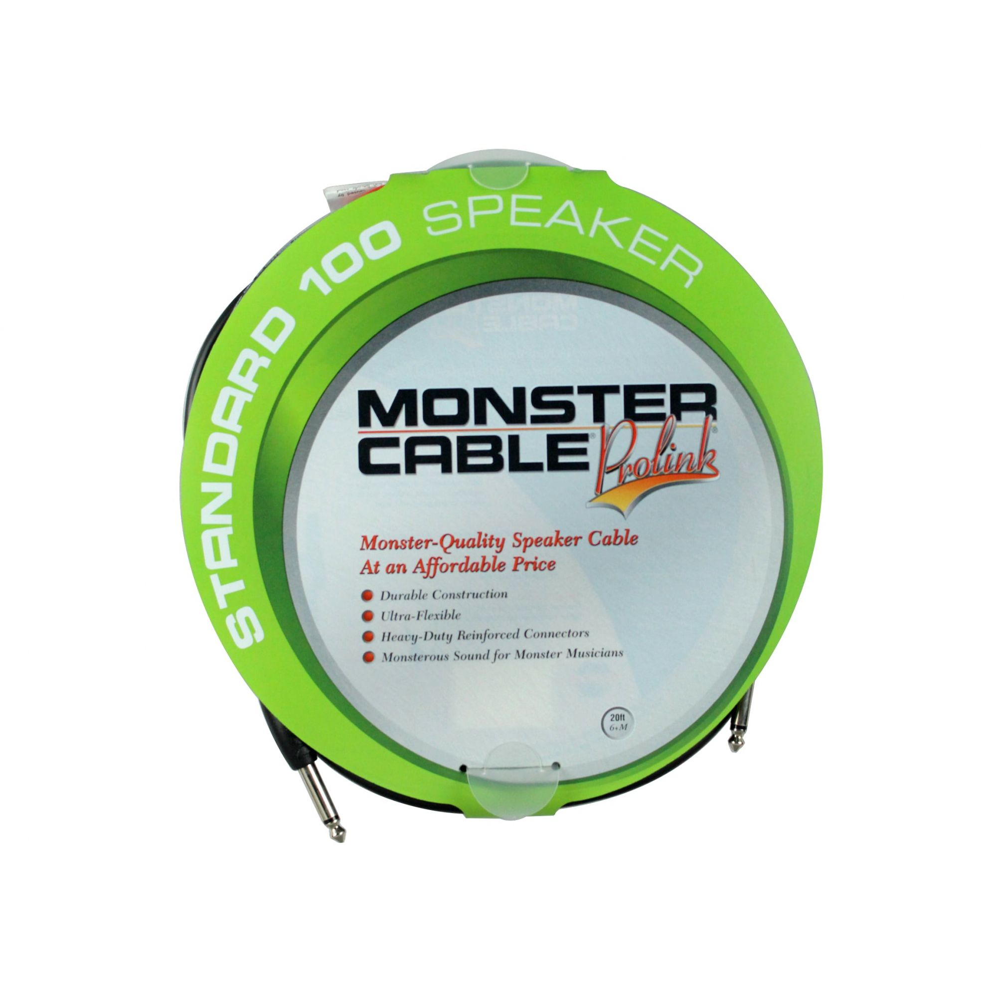 Cabo - Caixa P10 6m Monster Cable S100-S-20