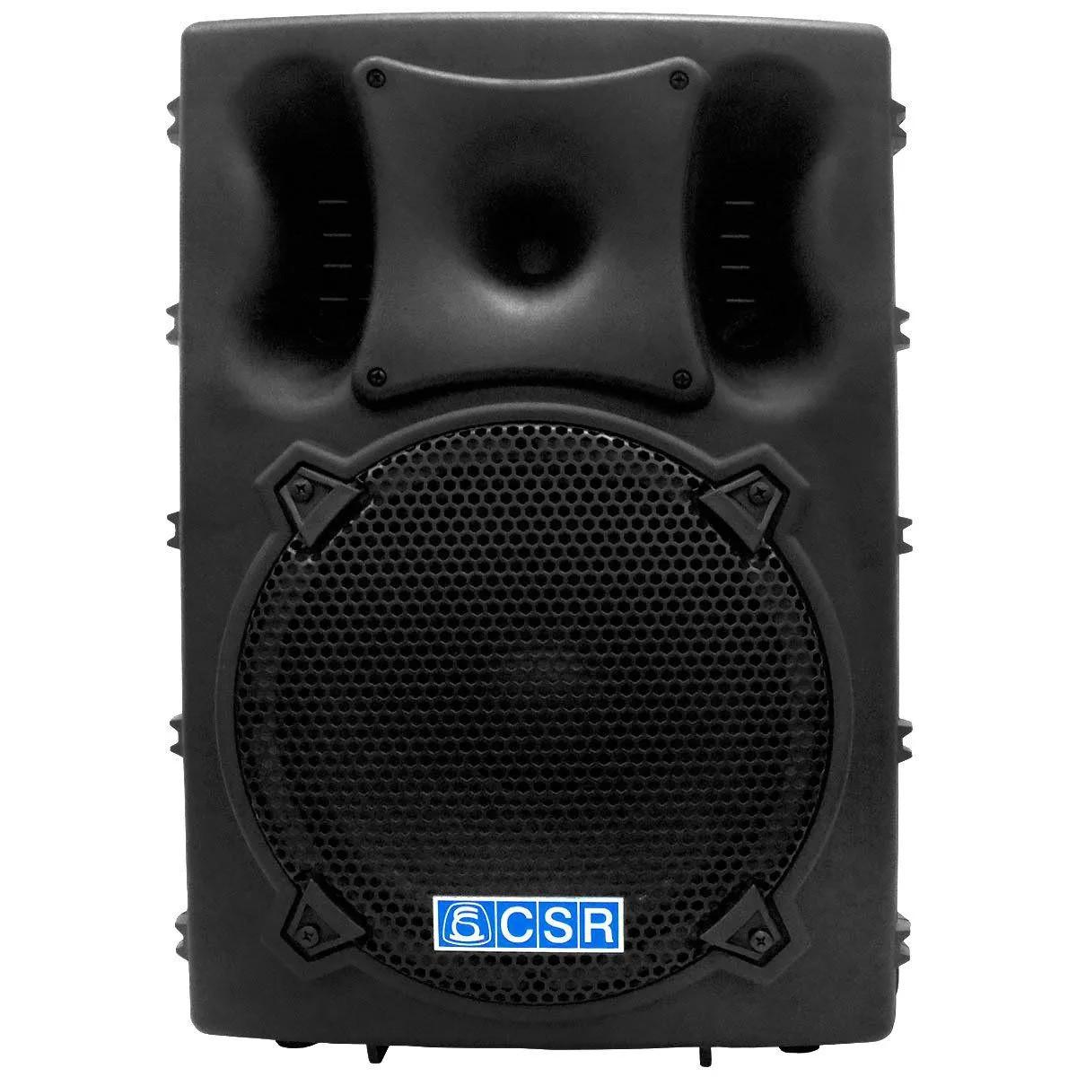 Caixa Acústica Ativa 12 Polegadas 200w Rms CSR 3000A