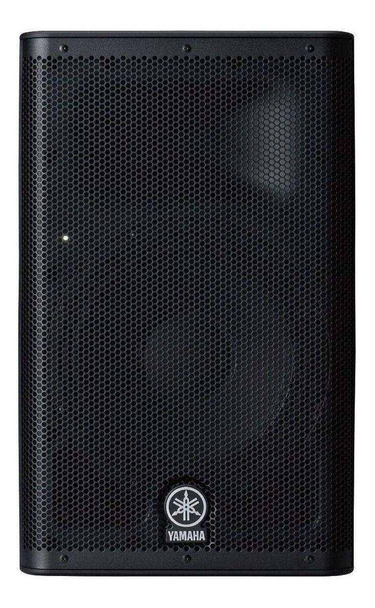 Caixa Acústica Ativa Bi-amplificada Dxr8 1100 W - Yamaha
