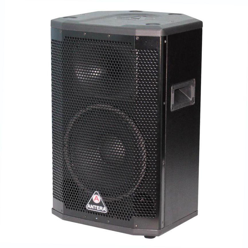 Caixa ativa de 2 vias com 150W RMS e alto falante de 10 polegadas | Antera | SC10A
