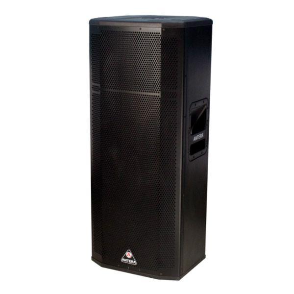 """Caixa de som passiva 2 vias com 2 alto-falantes de 12"""" e 600W RMS   Antera   HPS122"""