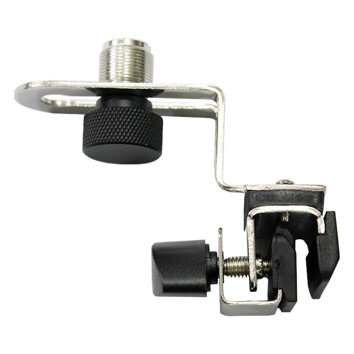 Clamp em metal para microfonar instrumento musical (4 peças) - SDH032 - CSR
