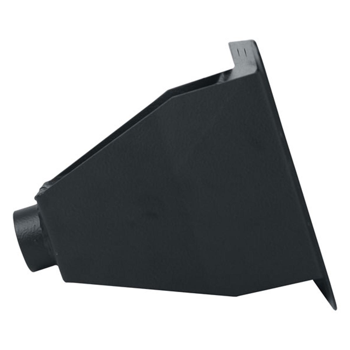 Corneta Guia de onde em Metal LUDOVICO LG 03 16x15x18 cm