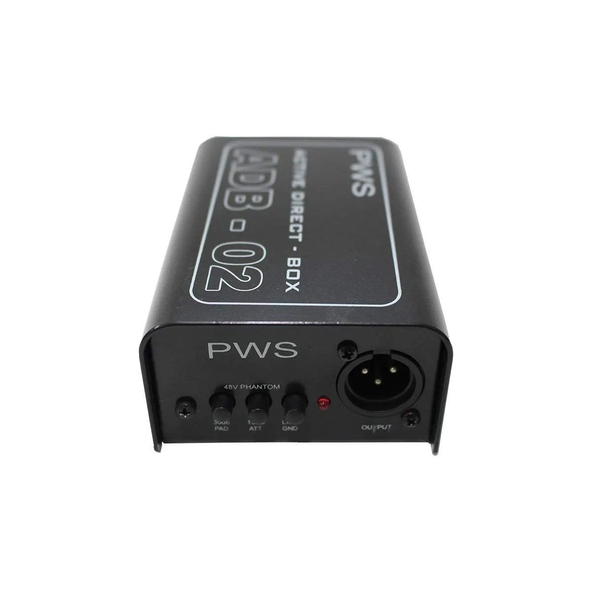 Direct Box ativo via 48v PWS ADB02