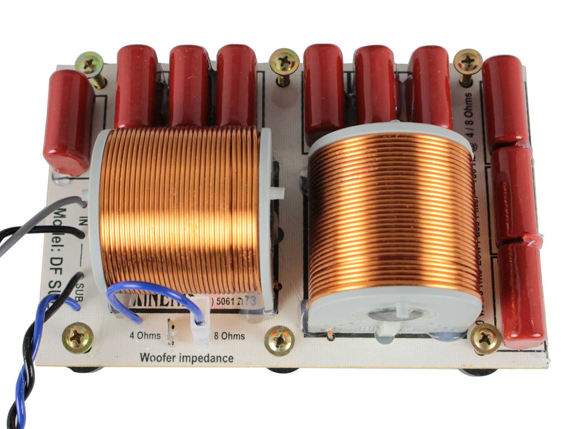Divisor Frequência 1 via Sub-Grave 600W RMS DFSUB NENIS