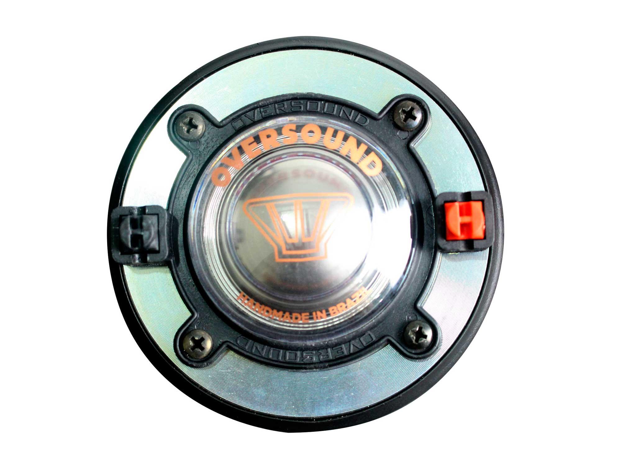 Driver Titânio de 1 polegada 90 Watts RMS Oversound DTI2560