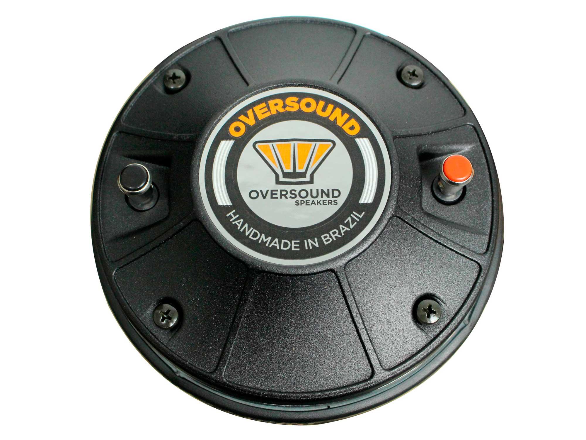 Driver Titânio  de 45 mm e 90 Watts | Oversound | DTI 4630