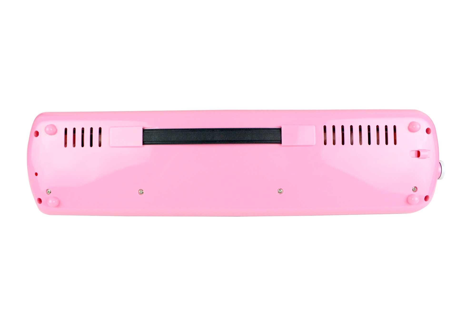 Escaleta melodica de 32 teclas rosa Dolphin ESCALETA32RS
