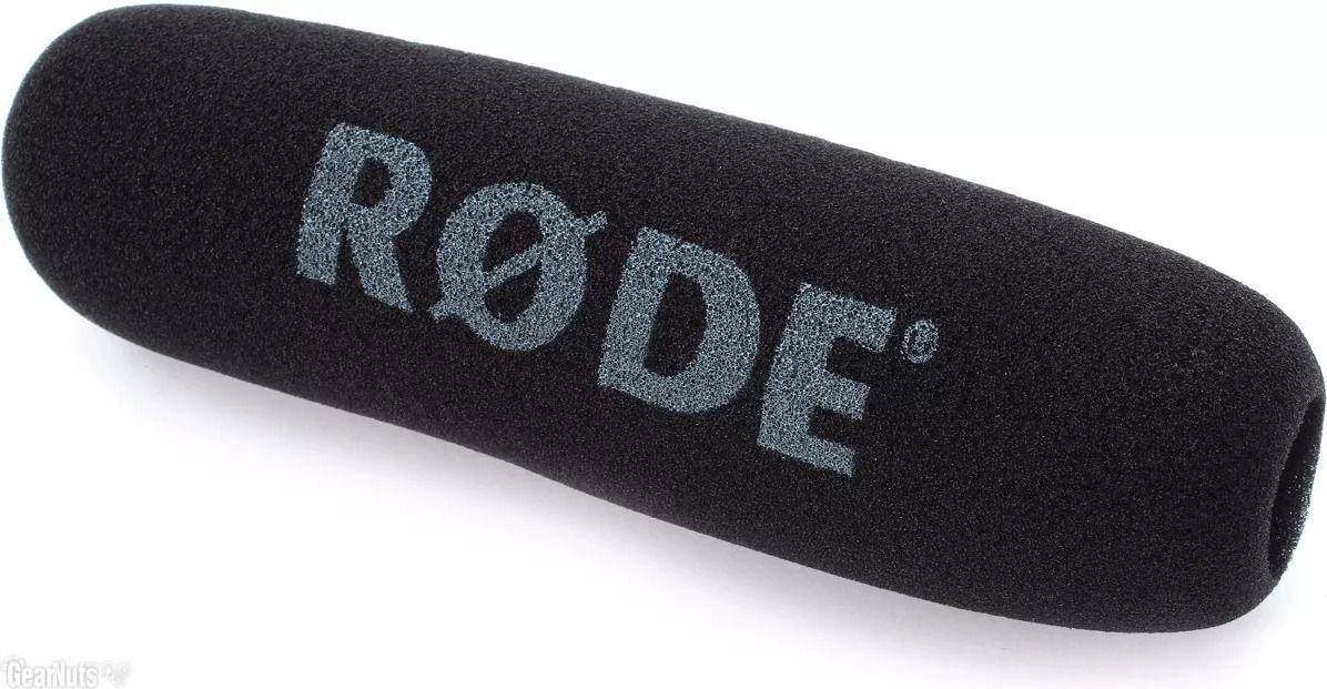 Espuma, protetor de vento para shotgun | Ideal para RODE NTG-1, NTG-2 | RODE | WSVM
