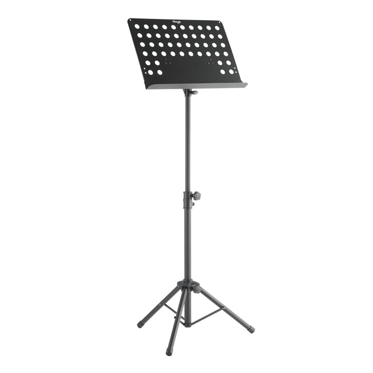 Estante de partitura em metal 70 - 110cm STAGG MUS C5