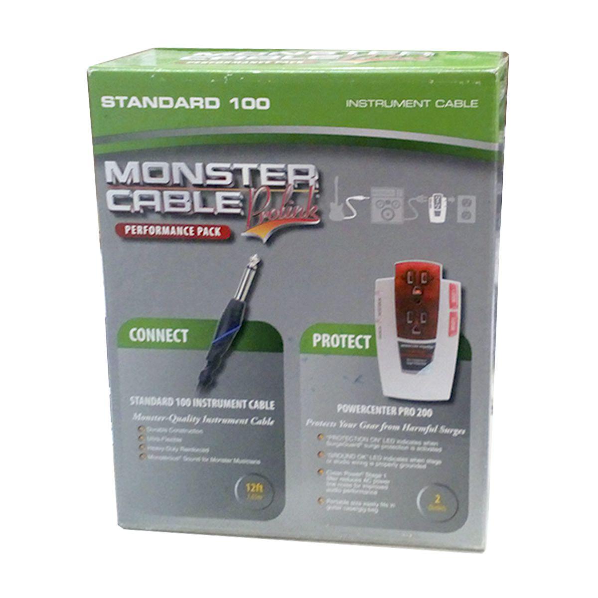 Filtro de linha para amplificador Monster Cable S100I-12PACK