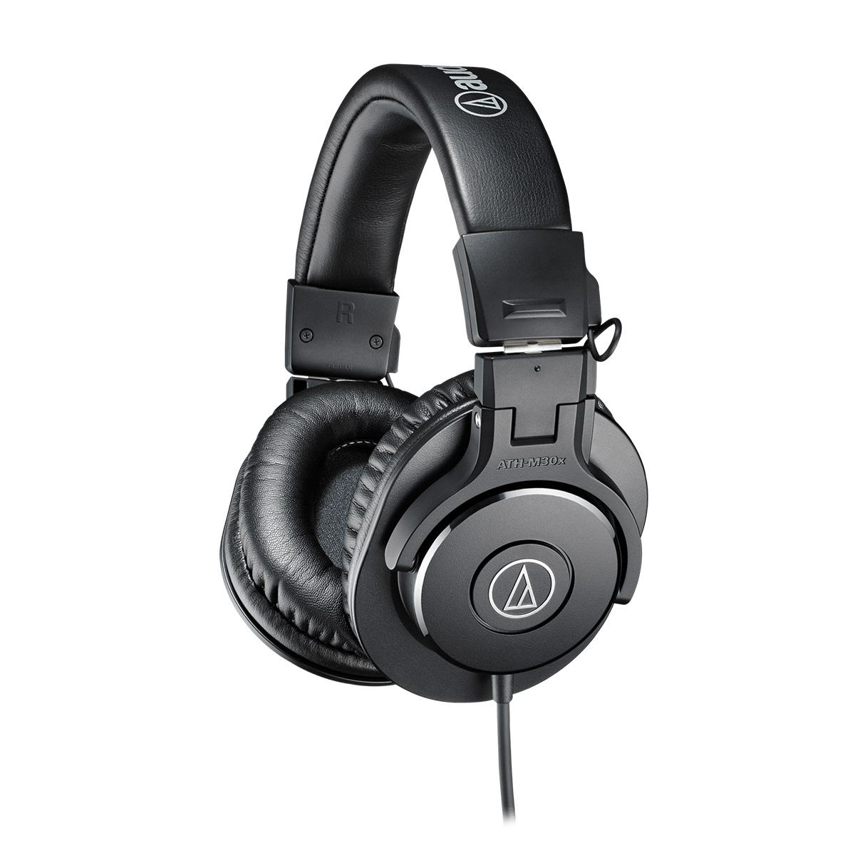 Fone de ouvido Over-ear AUDIO-TECHNICA ATH-M30X