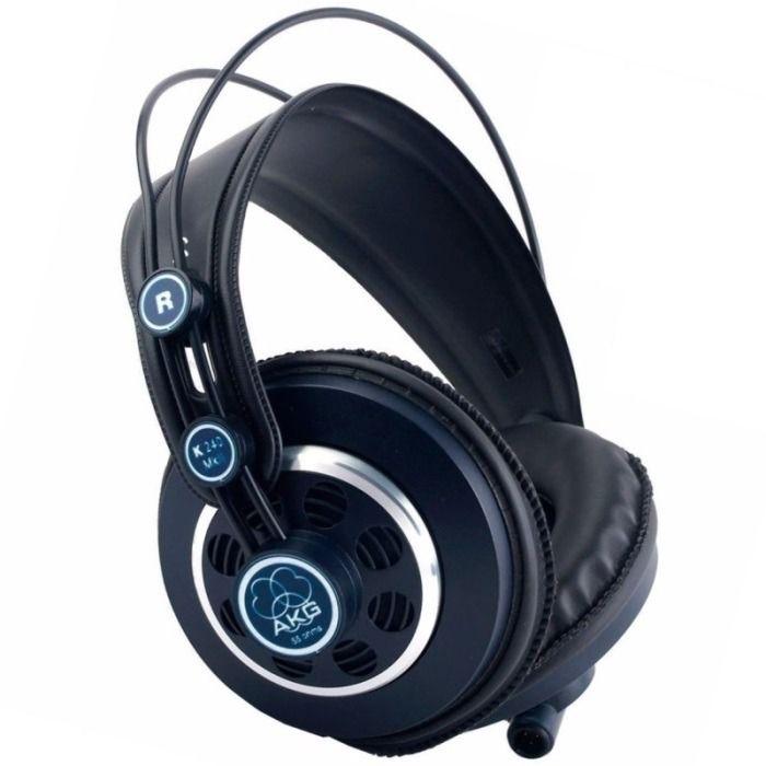 Fone Profissional Semi-aberto Over-ear AKG  K240MKII
