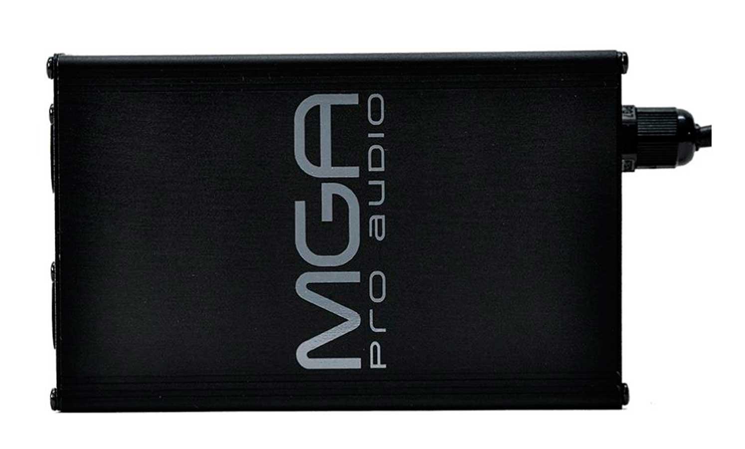 Fonte de alimentação bivolt para sistema de comunicação intercom MGA | MGA Pro Audio | PS-1