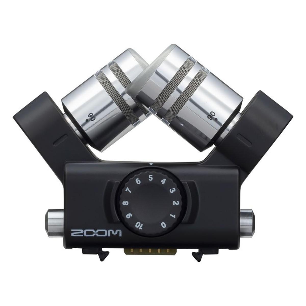 Gravador Digital 6 canais Microfone X/Y ZOOM H6