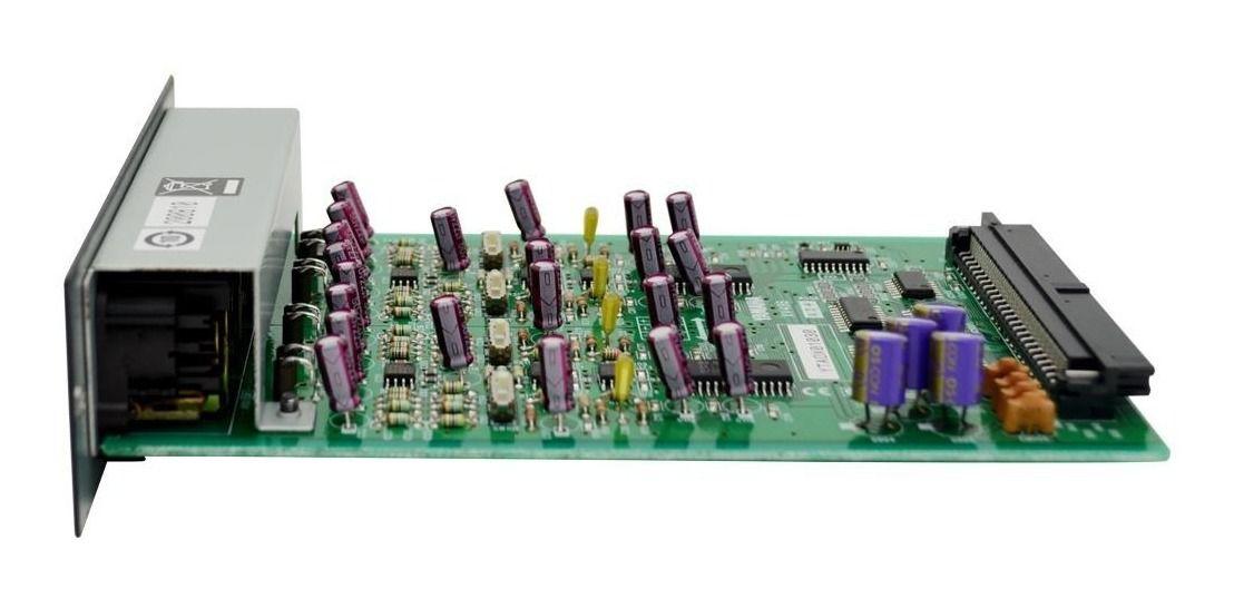 Interface para mixers digitais Yamaha MY4AD