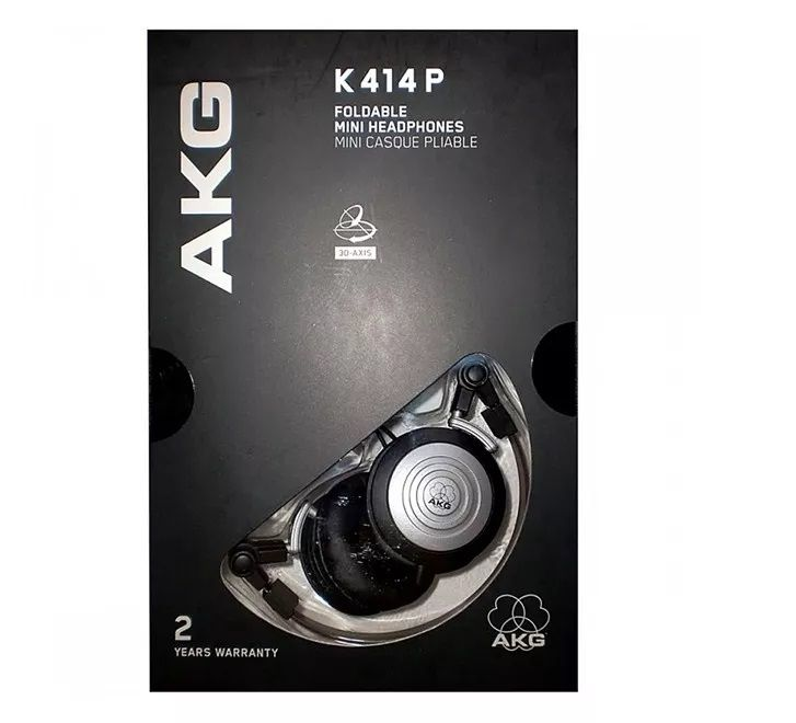 Kit 8 Fones AKG K414P + 1 Amplificador Behringer HA8000