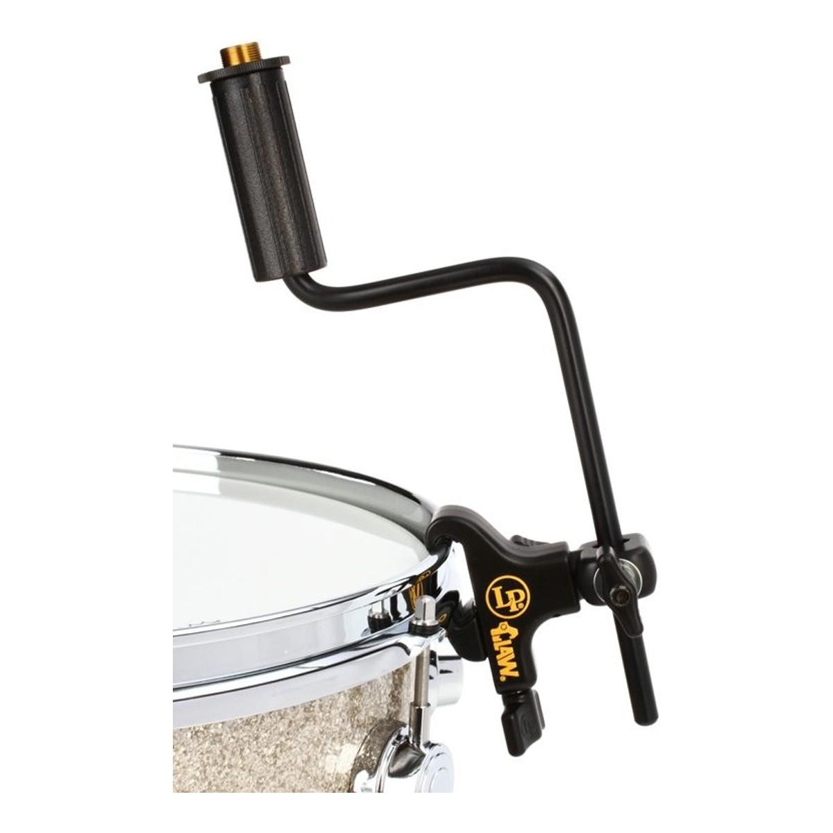 Kit com 6 clamps para microfone LP Z-rod LP592AX