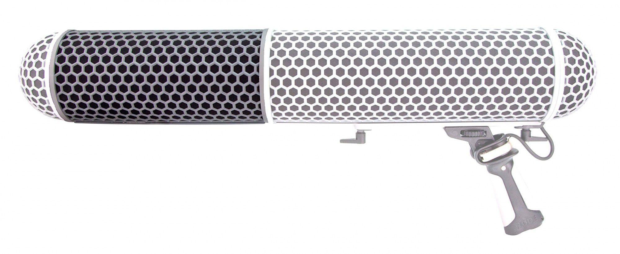 Kit com extensão de 25 cm para Zepplin Rode Blimp RODE BLIMP EXTENSION