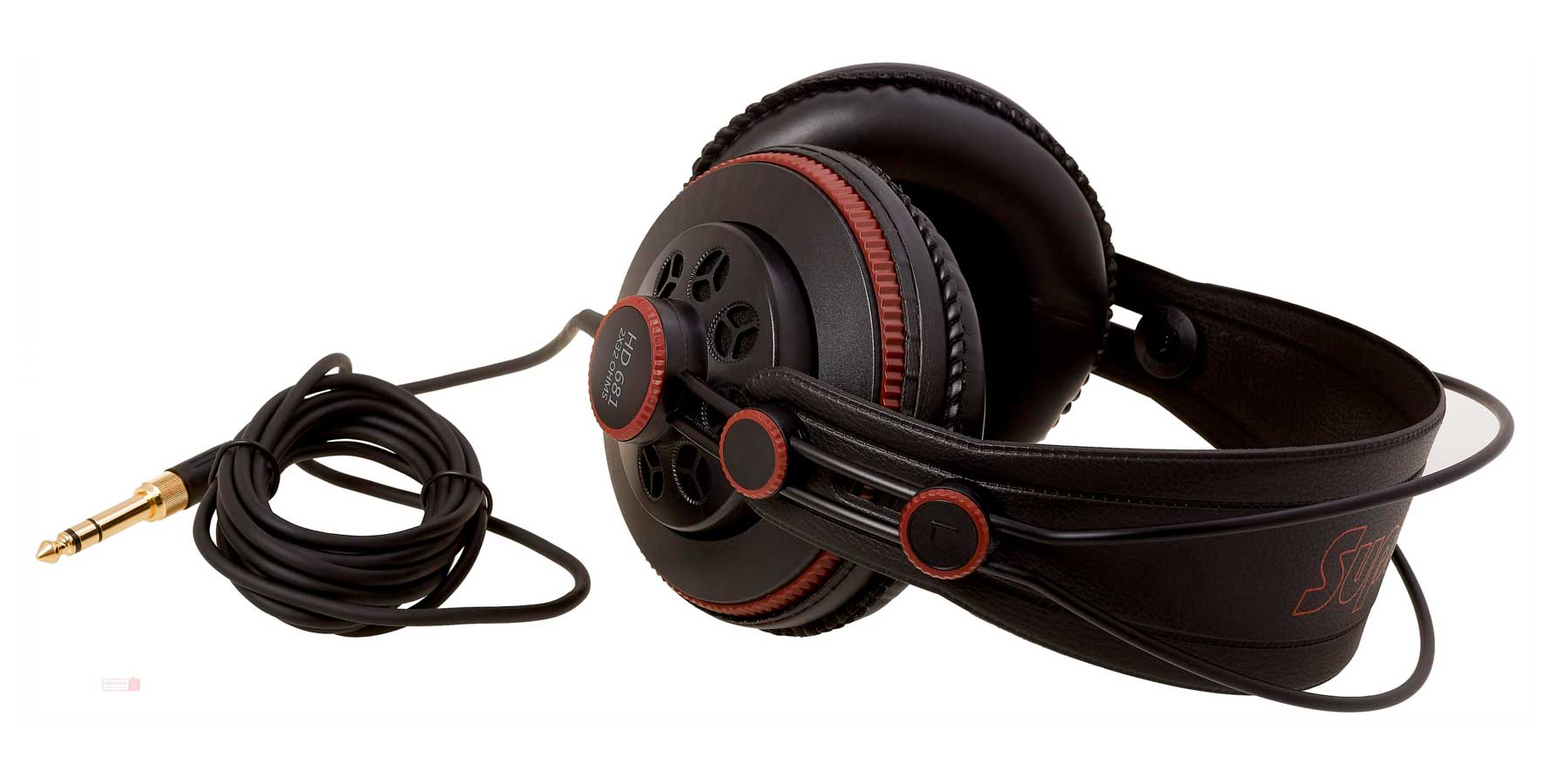 Kit Fone + Microfone de lapela + adaptador para celular | Superlux - Audio Technica | HD681 - ATR3350IS