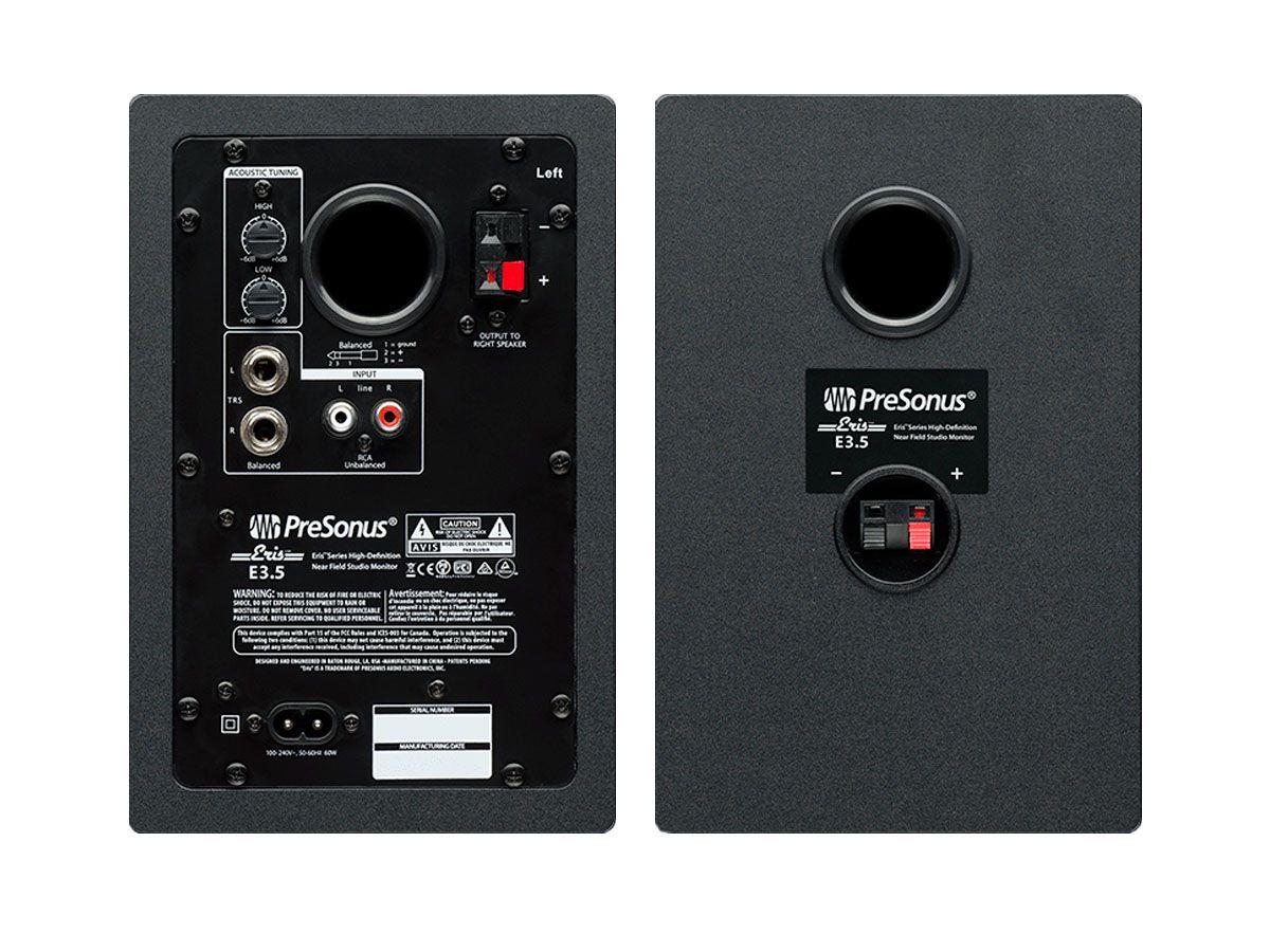 Kit Home Estúdio com interface de 2 canais, Mic, Fone e Monitor    96 kHz/24 bits   Presonus   Audiobox 96 Studio Ultimate