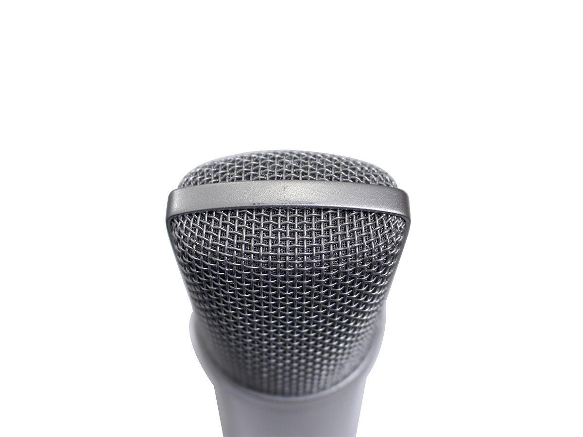 Kit Home Estúdio com interface de 2 canais, microfone e fone | Gravação em iPad, Mac ou PC | Focusrite | iTrack Studio