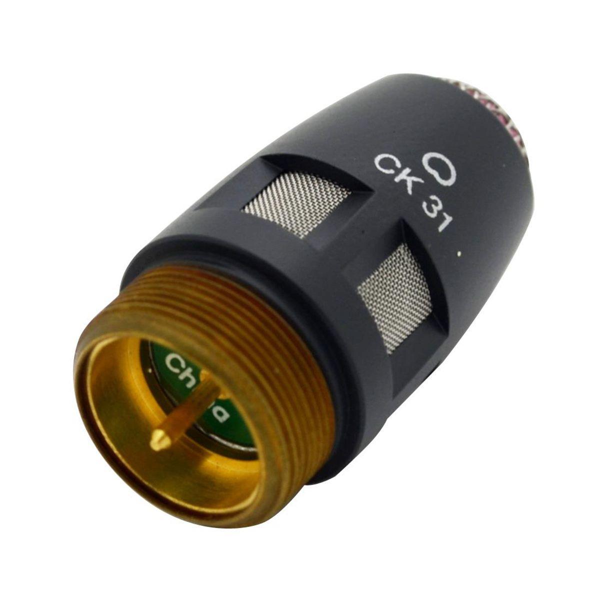 Kit Microfone de Coral AKG HM1000 + Capsula CK31