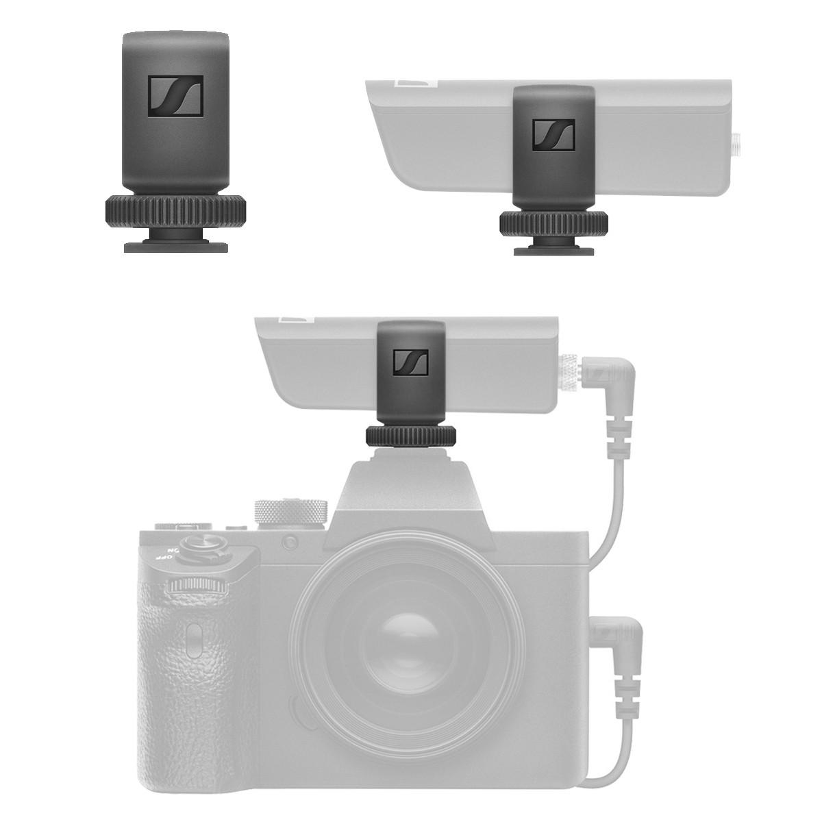 Kit Microfone lapela Camera XSW-D PORT ENG LAVALIER SENNHEISER