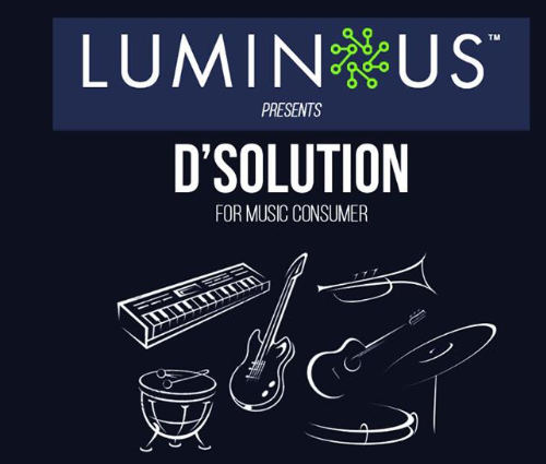 LIMPADOR REVITALIZADOR D.SOLUTION PARA INSTRUMENTOS MUSICAIS (120 ML)- LUMINOUS
